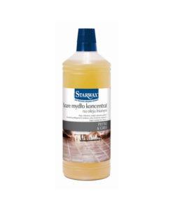 Szare mydło koncentrat na oleju lnianym