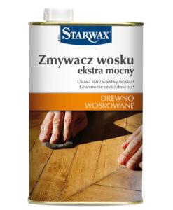 Zmywacz wosku ekstra mocny