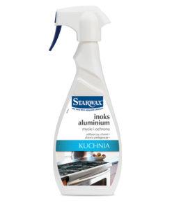 Inoks i aluminium mycie i ochrona