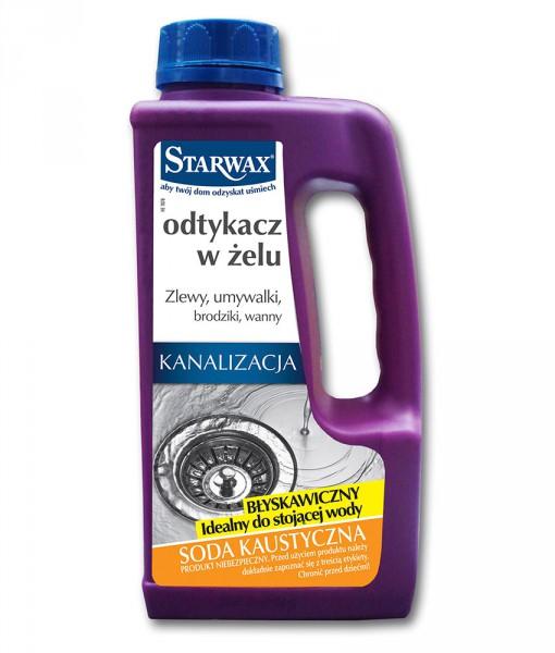 Odtykacz w żelu Starwax 43181