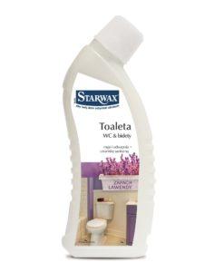 Toaleta zapach lawendowy Starwax