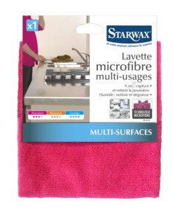 Myjka z mikrofibry wielofunkcyjna Starwax - 1 szt.