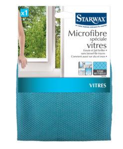 Ściereczka mikrofibra do szyb Starwax