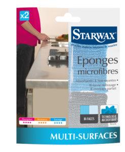 Gąbki z mikrofibry Starwax