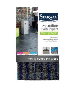 Nakładka mop ekspert szorująca Starwax