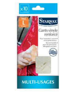 Rękawice winylowe Starwax - rozmiar L
