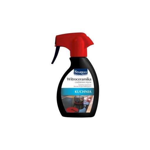 Witroceramika codzienne mycie Starwax – 250ml