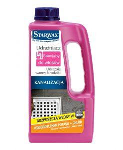Udrażniacz - specjalny do włosów - Starwax - 43183