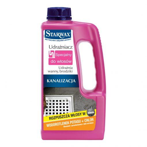 Udrażniacz – specjalny do włosów – Starwax – 43183