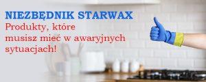 Poradnik Starwax - niezbędnik produktów - 750x300px