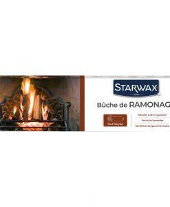 Polano czyszczące komin - Starwax - 1205