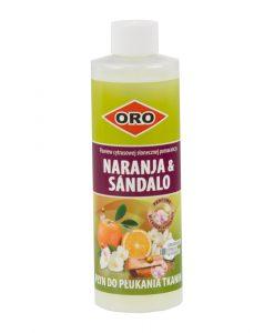 ORO Sandal - płyn do płukania - Starwax'