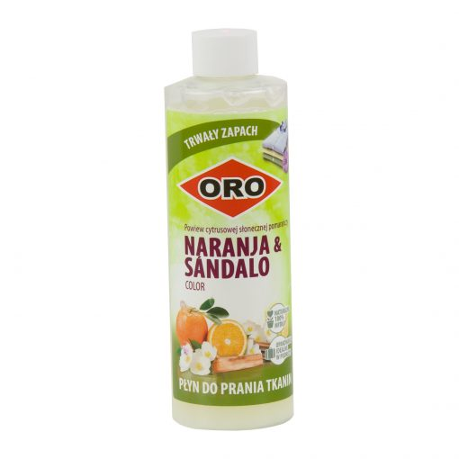 ORO Sandal – płyn do prania – Starwax
